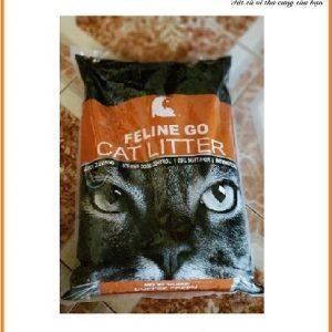 Cát Vệ Sinh Mèo Đất Sét 5l