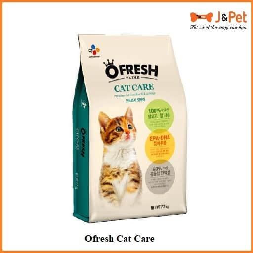 Ofresh Cat Care