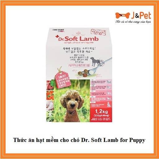 Thức ăn Hạt Mềm Cho Chó Dr. Soft Lamb For Puppy