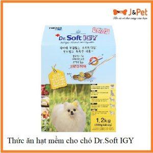 Thức ăn Hạt Mềm Cho Chó Dr.soft Igy