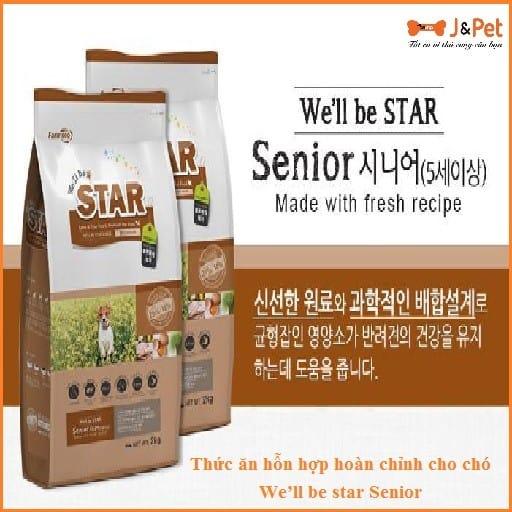 We'll Be Star Senior