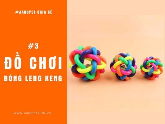 Top 3 Do Choi Bong Leng Keng Cho Meo
